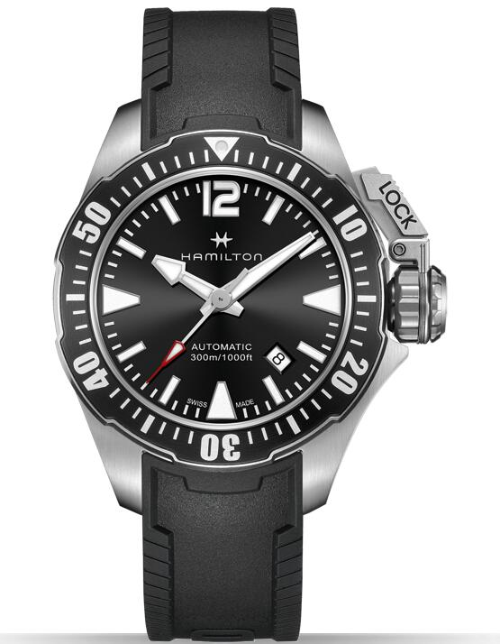 Hamilton Khaki Navy Frogman H77605335 replica watch