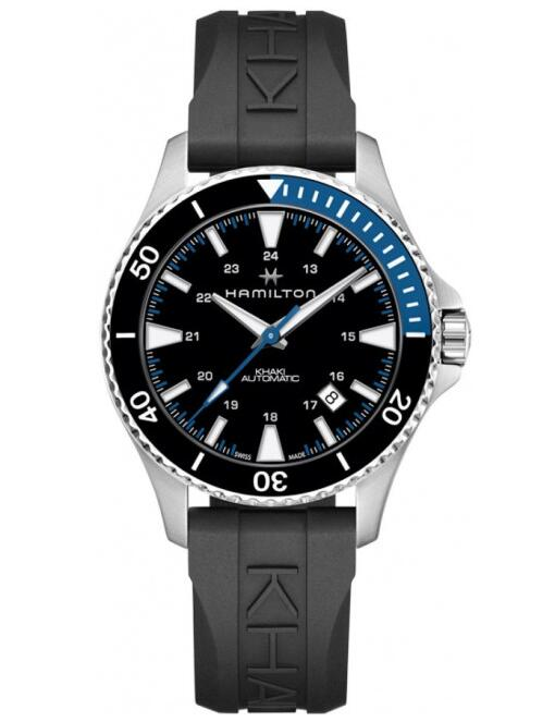 Hamilton Khaki Navy Scuba H82315331 watches review