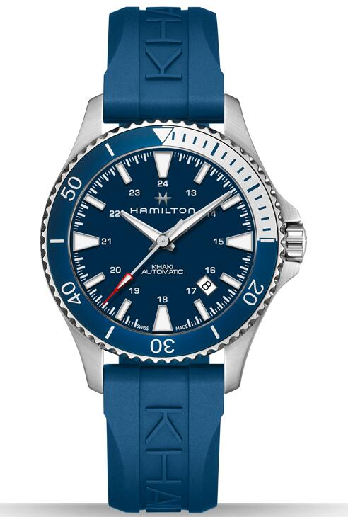 Hamilton Khaki Navy Scuba H82345341 Automatic watch
