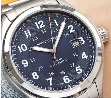 Pay Hamilton Khaki watch