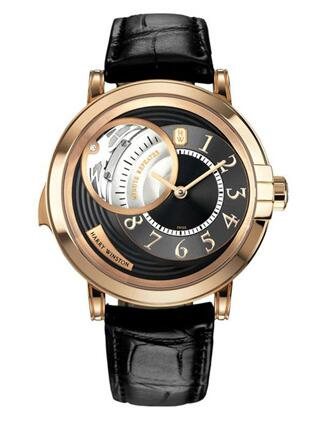 Harry Winston Haute Horology Midnight Minute Repeater 450 / MMMR42RL.W watch replica