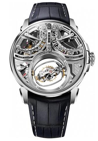 Harry Winston Haute Horology Histoire de Tourbillon 9 HCOMTT47WW001 watch price