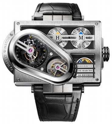 Harry Winston 500 / MMTWZL.K Haute Horology Histoire de Tourbillon 3 Limited Edition replica watch