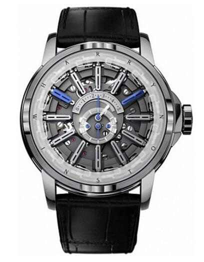 Fake Harry Winston Opus 12 watch for sale