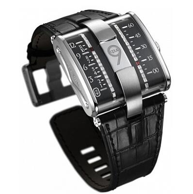 Replica Harry Winston Opus 9 500 / MAJMWWL.K Mens Watch