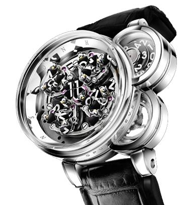 Harry Winston Opus XI OPUMHM54WW001 watch copy