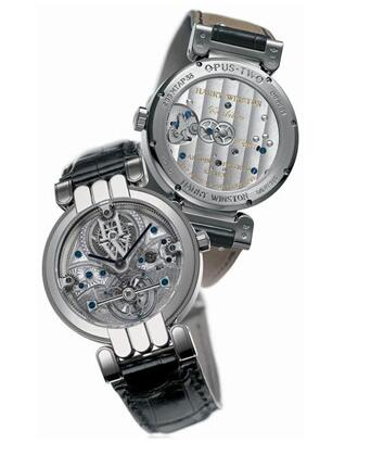 Harry Winston Opus 2 OPUMTO38PP008 fake watch review