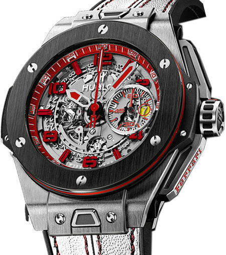 Hublot Big Bang Ferrari Limited Edition 50 401.NM.0123.VR.ENG13 watch prices