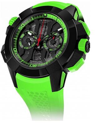 Jacob & Co Replica Epic X Chrono Luis Figo watch