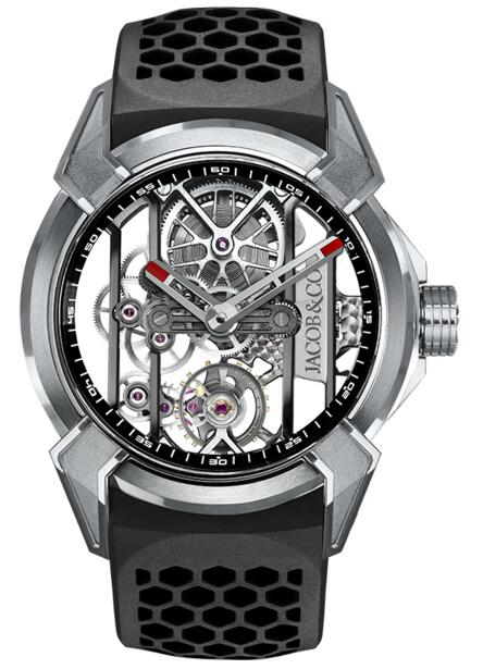 Jacob Co Epic x Fake watch EX100.20.PS.BW.A