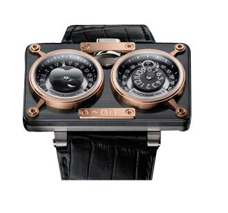 MB & F HM2 Horological Machine No.2 20.DCRTL.B Review