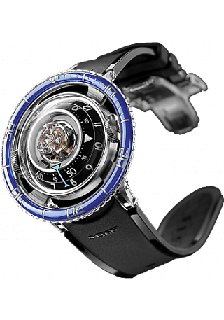 Replica MB F Horological Machine N ° 7 70.TSL.B AQUAPOD Ti Blue watch