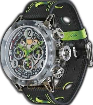 BRM MK-44 GREEN Replica Watch MK-44-GREEN