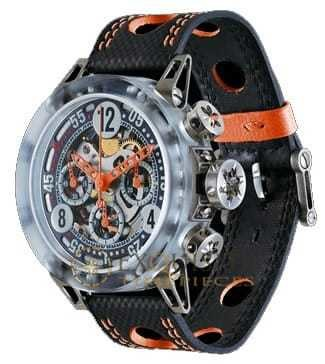 BRM MK-44-ORANGE Replica Watch MK-44-ORANGE