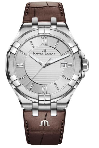 Maurice Lacroix Aikon Gents 42 mm AI1008-SS001-130-1 Replica watch Review