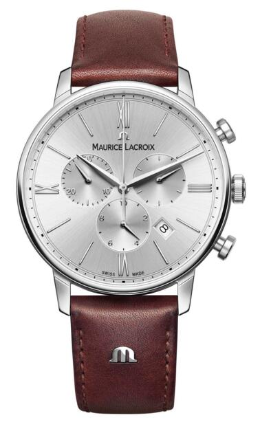 Maurice Lacroix Eliros Chronograph EL1098-SS001-110-1 swiss watch replica