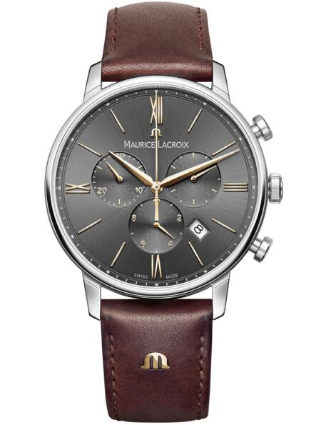 Maurice Lacroix Eliros Chronograph EL1098-SS001-311-1 swiss watch replica