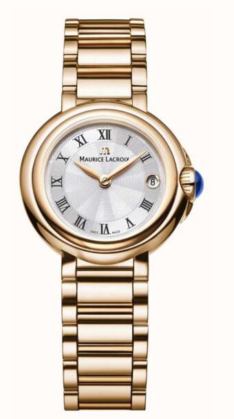 Maurice Lacroix Ladies Fiaba FA1003-PVP06-110-1 28mm Date Gold Tone watches price