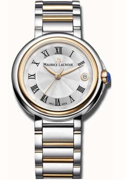 Maurice Lacroix Fiaba 36mm FA1007-PVP13-110-1 Two Tone Stainless Steel Ladies watch sale