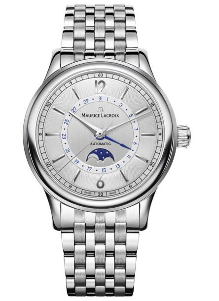 Maurice Lacroix Les Classiques Moonphase LC6168-SS002-120-1 watches review