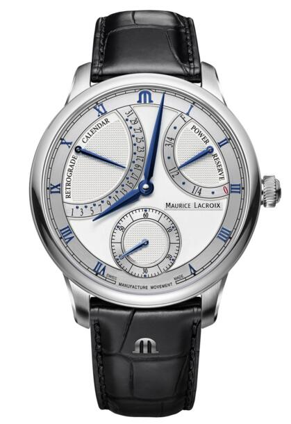 Maurice Lacroix Masterpiece MP6568-SS001-132-1 Calendar Retrograde Price