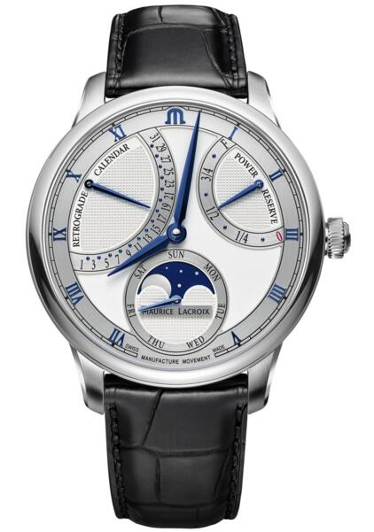 Replica Maurice Lacroix MP6588-SS001-131-1 Masterpiece Moon Retrograde Price