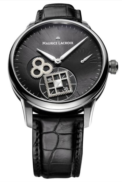 Maurice Lacroix Masterpiece Square Wheel MP7158-SS001-900 men's watch