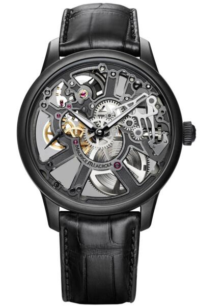 Maurice Lacroix Masterpiece Skeleton MP7228-PVB01-005-1 Price