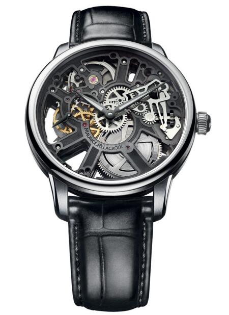 Maurice Lacroix Masterpiece Skeleton MP7228-SS001-000-1 Review