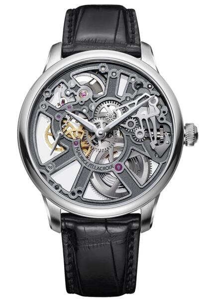 Maurice Lacroix Masterpiece Skeleton MP7228-SS001-003-1 Replica watch