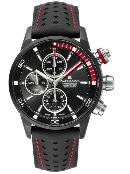 Maurice Lacroix Pontos S Extreme PT6028-ALB01-331 Replica watch Review