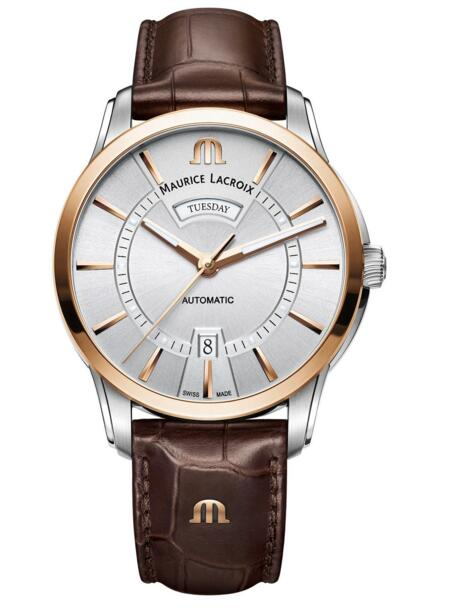 Maurice Lacroix Pontos Day Date PT6358-PS101-130-1 watch prices