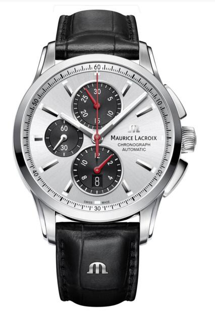 Replica Maurice Lacroix Pontos Chronograph PT6388-SS001-131-1 watch