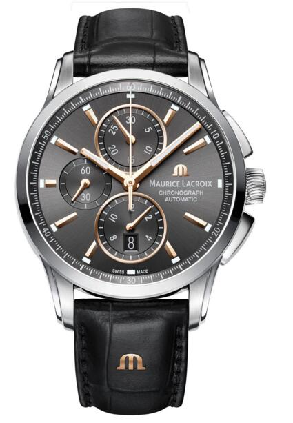 Maurice Lacroix Pontos Chronograph PT6388-SS001-331-1 replica watch