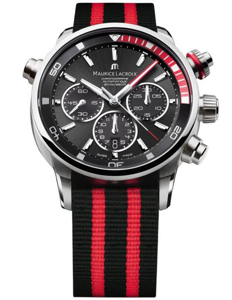 Replica Maurice Lacroix Pontos S PT6018-SS002-330N watch uk