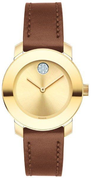 Movado Bold Gold 3600437 Women's watches review
