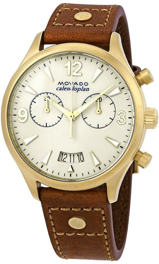 Movado Heritage Chronograph Women's Watch 3650025