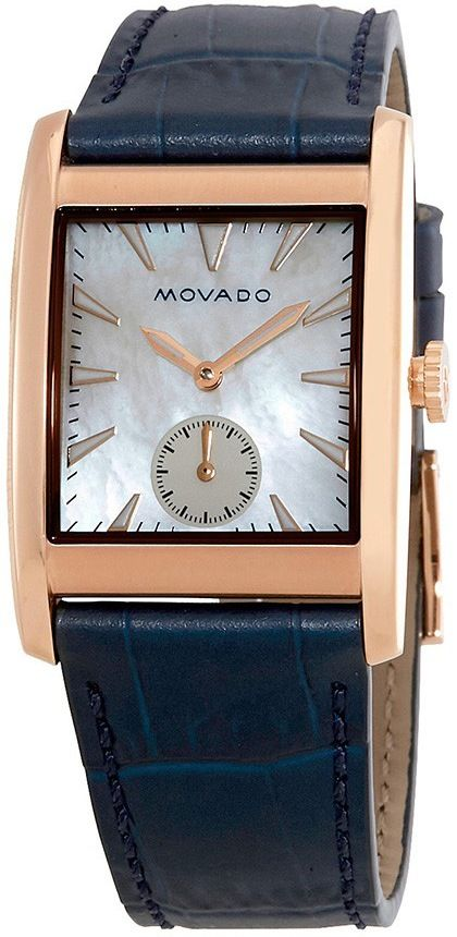 buy Movado Heritage Rectangle Watch 3650052
