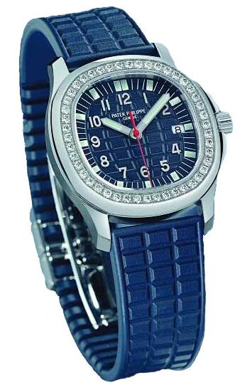 Patek Philippe Aquanaut new model-2011 Luce Replica watch