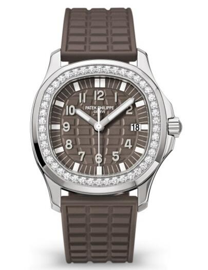 Patek Philippe Aquanaut Replica 5067A-023 Luce 5067 Ladies watch