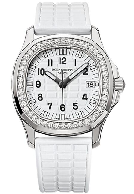 Patek Philippe Aquanaut 5067A-024 Luce 5067 Ladies Replica watch