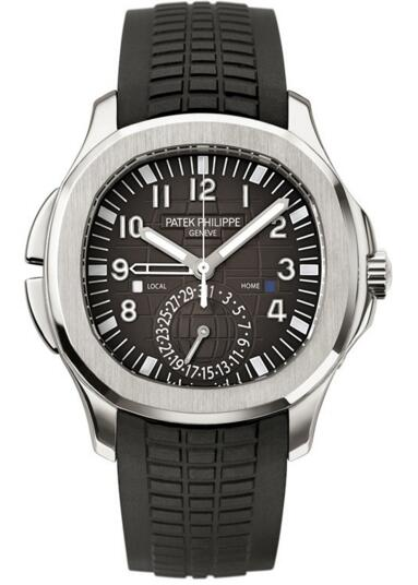 Patek Philippe Aquanaut 5164A-001 Travel Time 5164a Replica watch