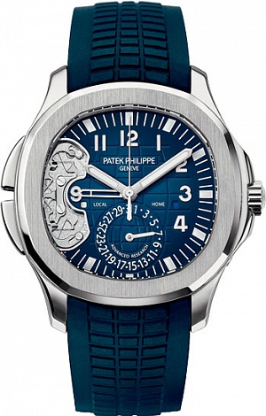 Patek Philippe Aquanaut 5650G-001 Advanced Research Travel Time 5650G Replica watch