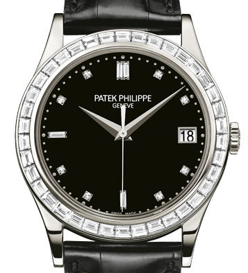 Buy Patek Philippe Calatrava Platinum 5298P-010 replicas watch