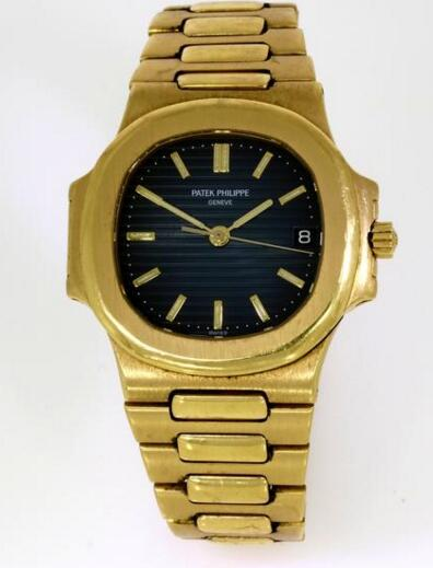 Patek Philippe Nautilus gold 3800 3800 / 1J watch cost