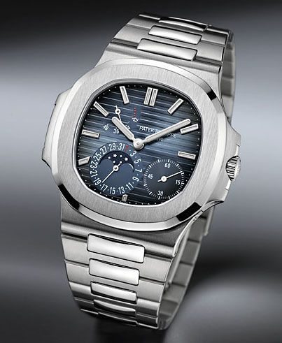 Fake Patek Philippe Nautilus 5712 Power Reserve Moonphase 5712 / 1A-001 watch
