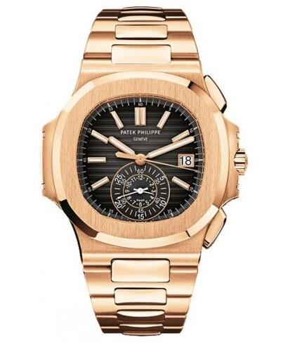 Patek Philippe Nautilus Chronograph 5980 5980 / 1R-001 watch copy