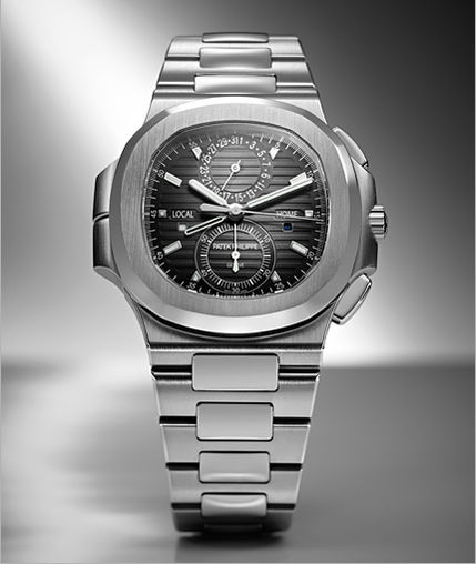 Patek Philippe Nautilus Travel Time Chronograph Steel 5990 / 1A-001 watch Price