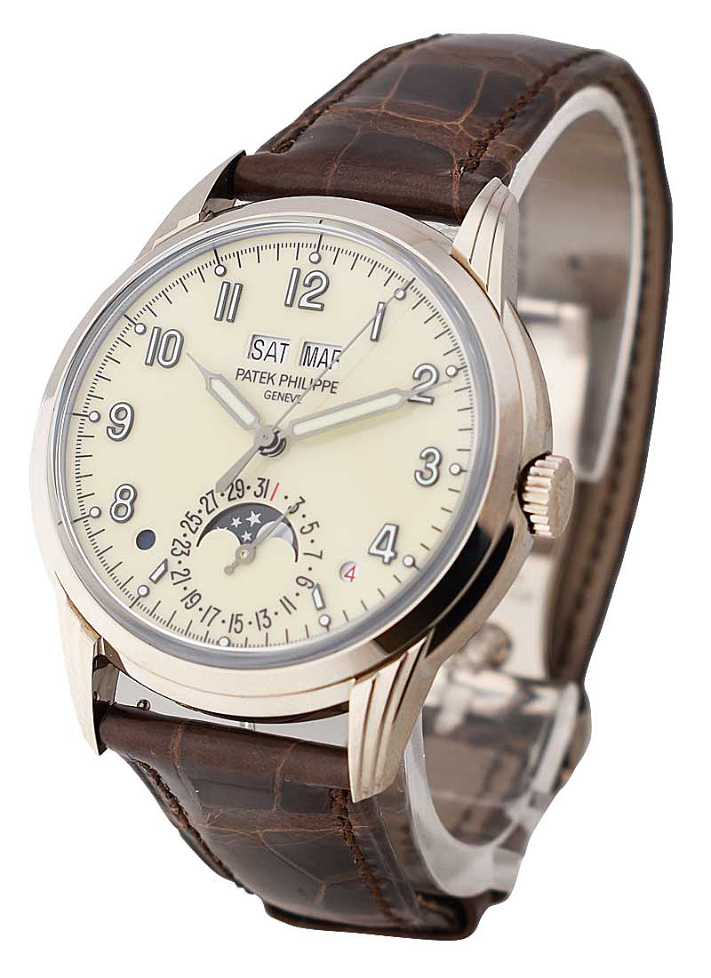 fake Patek Philippe Grand Complications white gold 5320G-001 watch