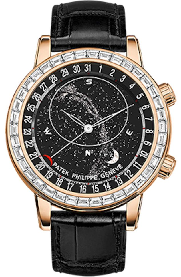 cheapest Patek Philippe 6104R-001 Celestial Grand Complications Rose Gold Watch